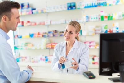 Hybrid Pharmacy Technician